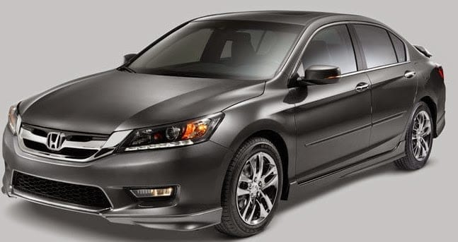 2015 Honda Accord Sedan Price Features Specs & Review