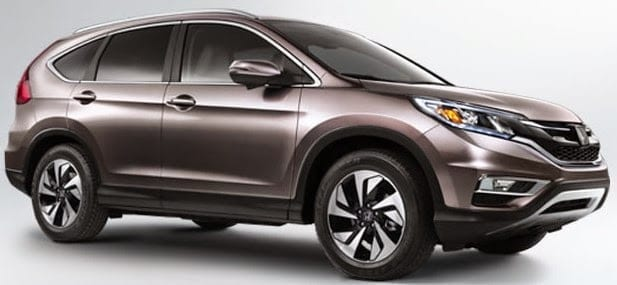 2015 Honda CR-V Compact SUV Price Features Specs & Review