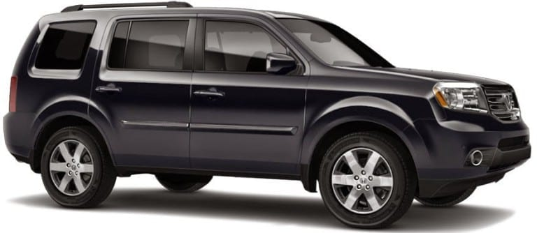 2015 Honda Pilot SUV Price Features Specs & Review