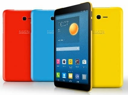 Alcatel Pixi 3 (8) Tablet Specs & Price