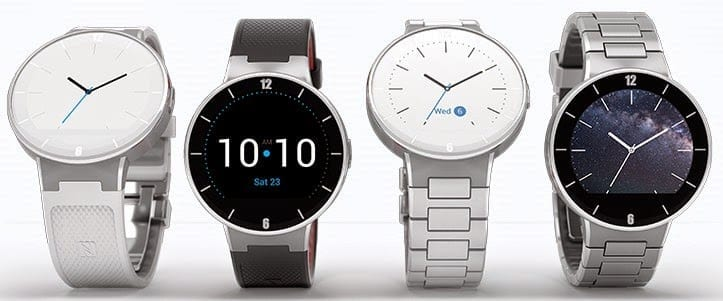 Alcatel OneTouch Watch Smartwatch
