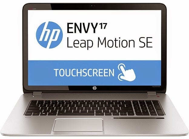 HP Envy 17 Leap Motion Specs & Price