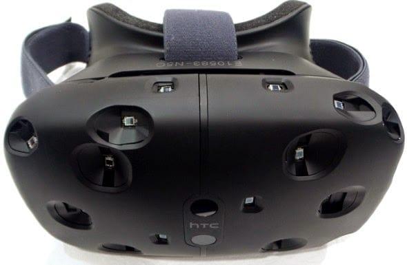 HTC Vive VR Virtual Reality Headset