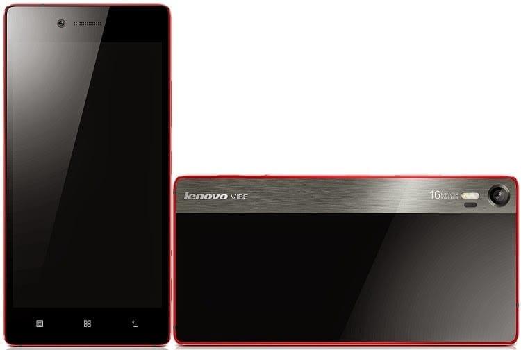 Lenovo Vibe Shot Specs Price