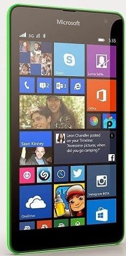 Microsoft Lumia 540 Specs & Price