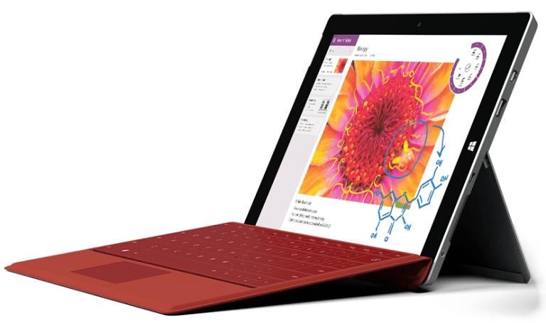Microsoft Surface 3 Specs & Price