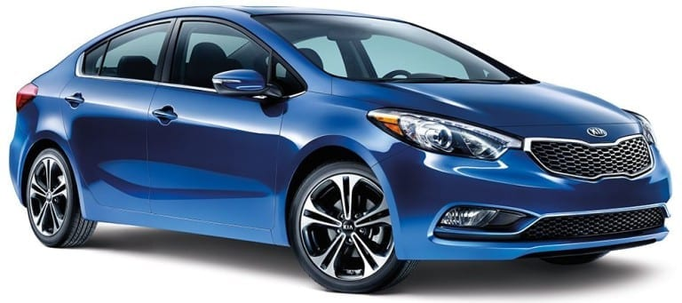 2015 Kia Cerato Sedan Price Features Specs & Review