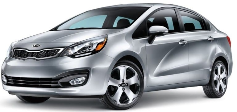 2015 Kia Rio Subcompact Price Features Specs & Review