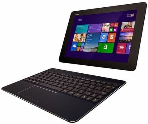 ASUS Transformer Book T100 Chi 2-in-1 Laptop