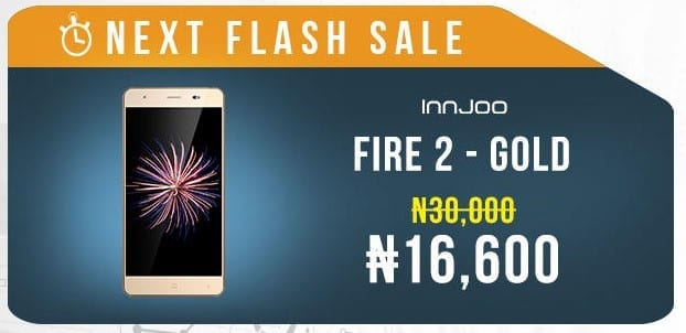 Jumia Mobile Week Flash Sale 3 Innjoo Fire 2 Image