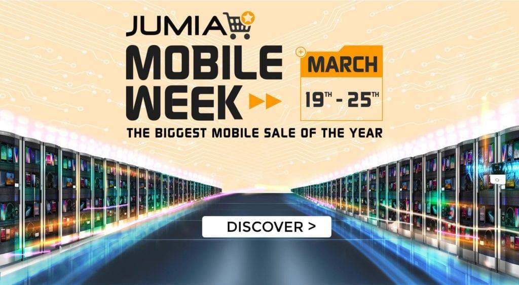 Jumia Mobile Week 2018