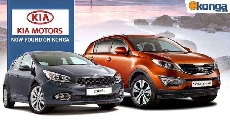 Buy Kia Cars, SUVs Online from Kia Motors on Konga
