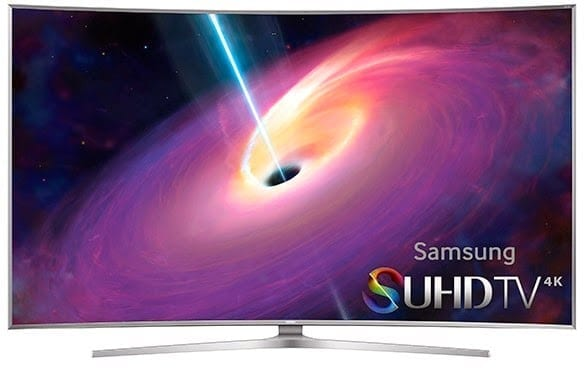 Samsung JS9500 Curved 4K SUHD LED TV