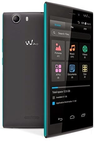 Wiko Ridge 4G Specs & Price