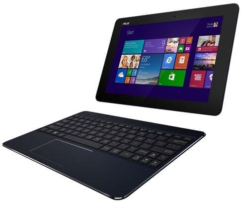 ASUS Transformer Book T100HA 2-in-1 Specs & Price