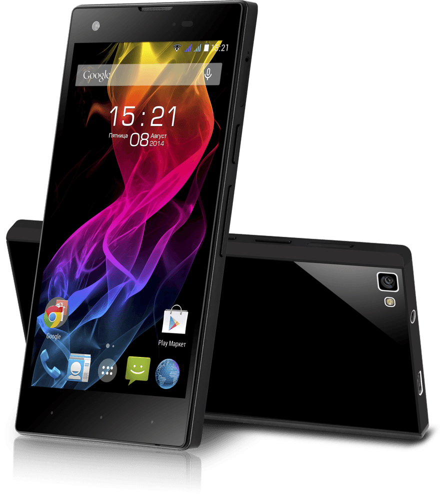 Smartphone Fly IQ4415. 4415 Fly: specifications, review and reviews