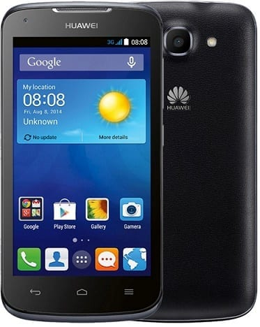 Huawei Ascend Y520 Specs & Price - Nigeria Technology Guide