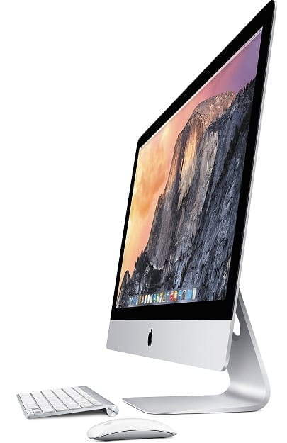 Apple iMac 27-inch with Retina 5K 2015