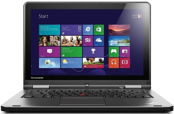 Lenovo ThinkPad Yoga 12 2-in-1 Specs & Price