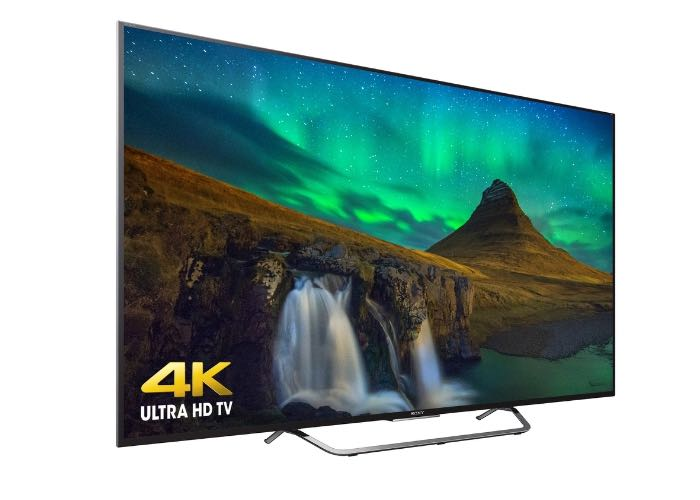 Sony Super Slim 4K TV