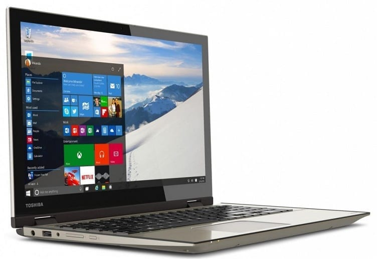 Toshiba Satellite Fusion 15 2-in-1