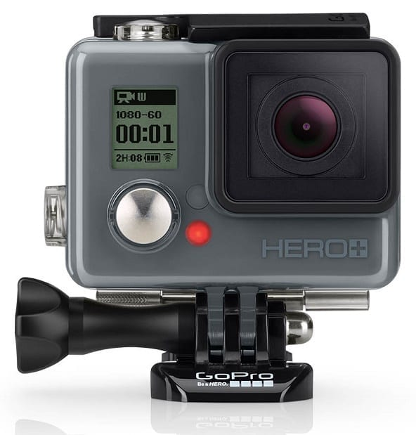 GoPro Hero+ LCD Action Cam Specs & Price