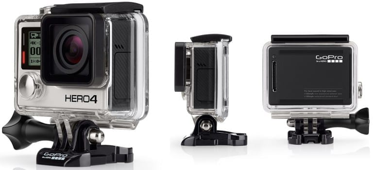 GoPro Hero4 Black Action Cam Specs & Price