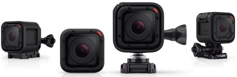 GoPro Hero4 Session Compact Action Cam Specs & Price