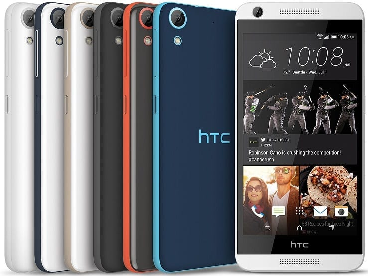 HTC Desire 626 US Edition