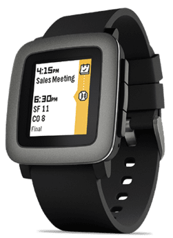 Pebble Time Smartwatch Specs & Price