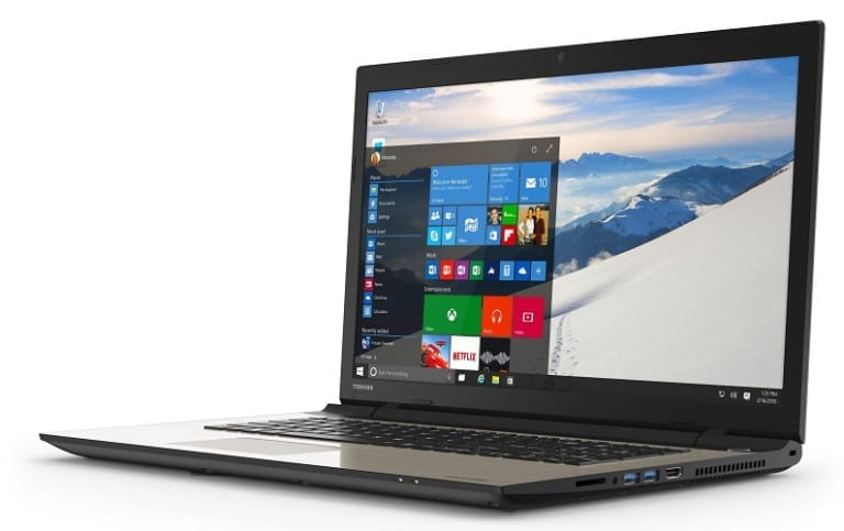 Toshiba Satellite L50 15.6-inch Laptop Specs & Price