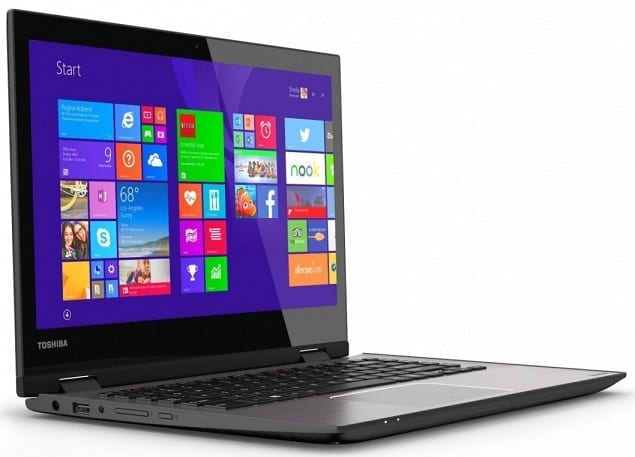 Toshiba Satellite Radius 2-in-1