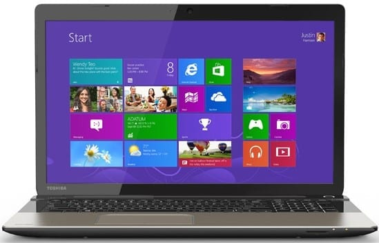 Toshiba Satellite S Series 17-3-inch