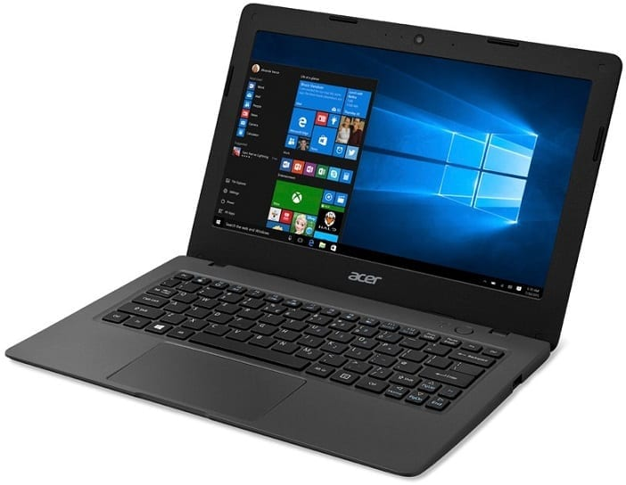 Acer Aspire One Cloudbook 14 Specs & Price