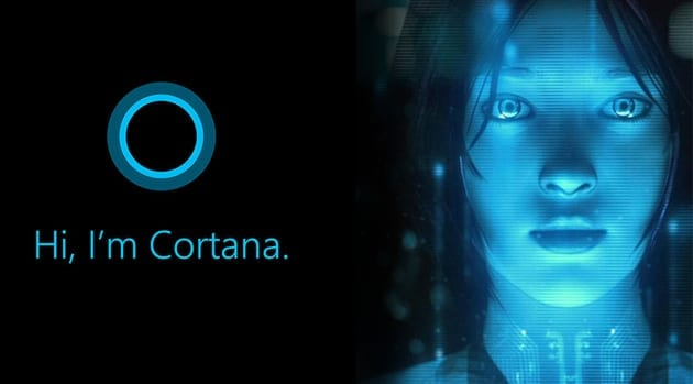 Cortana Personal Intelligent Assistant