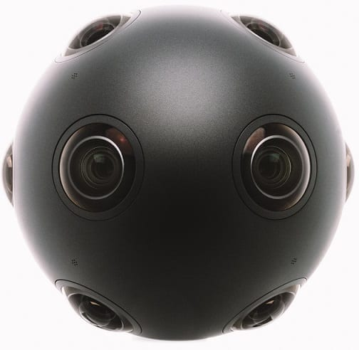 Nokia Ozo VR Camera Specs & Price