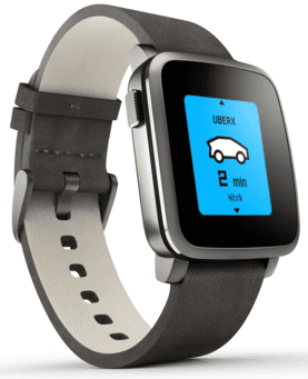 Pebble Time Steel Smartwatch Specs & Price