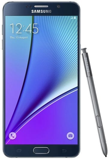 Samsung Galaxy Note 5 Specs & Price