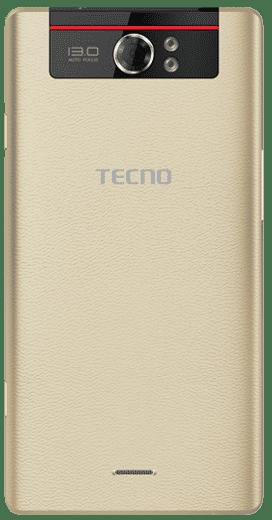 Tecno Camon8 Rear