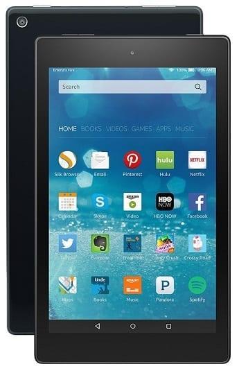 Amazon Fire HD 8 Tablet Specs & Price