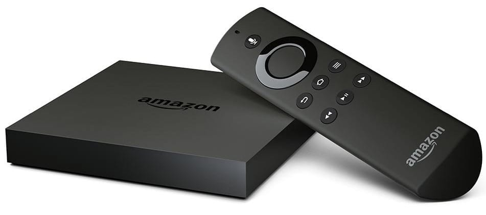 Amazon Fire Streaming Box