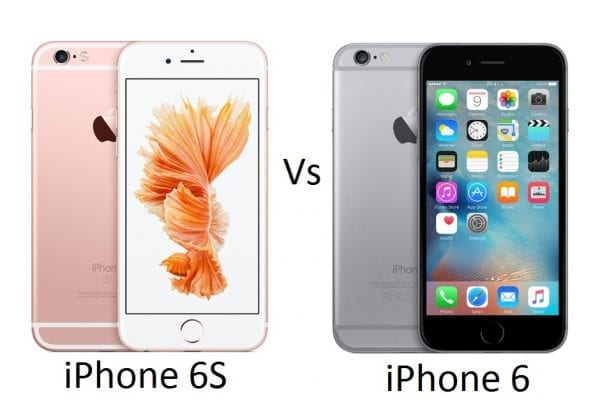 compare iphone 6 and 6s iphone 6s vs iphone 6 compare nigeria technology guide 16817