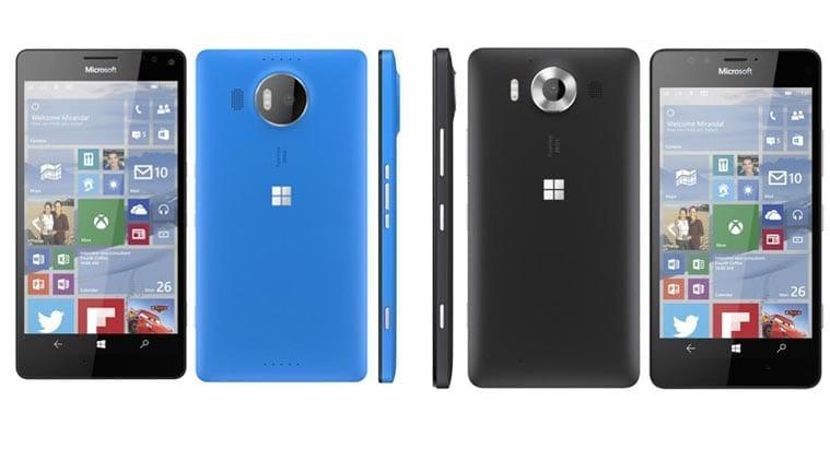 Leaked Lumia 950 and Lumia 950 XL photos