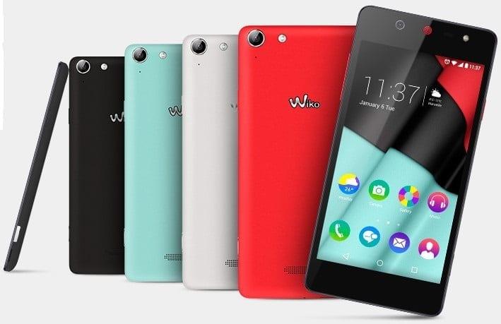 Wiko Selfy 4G Specs & Price