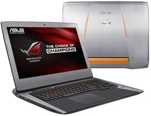 ASUS ROG G752 Gaming Laptop Specs & Price