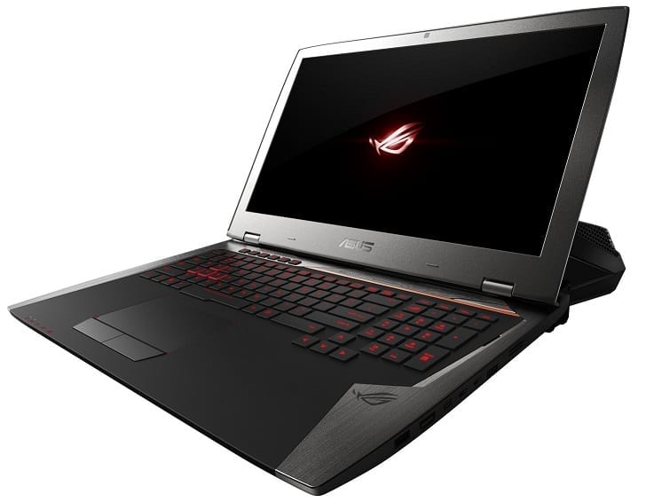 ASUS ROG GX700 Gaming Laptop
