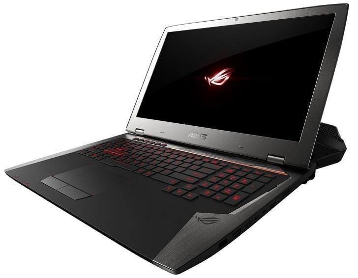 ASUS ROG GX700 Gaming Laptop Specs & Price