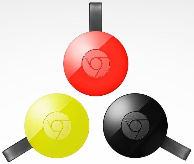 Google Chromecast 2 Specs & Price