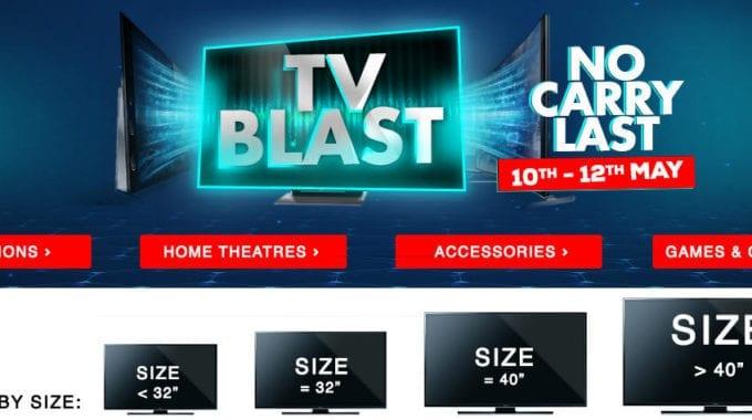 Best TV Deals in Nigeria at Jumia Mega TV Blast