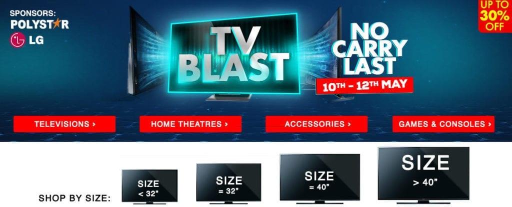 Best deals tvs online